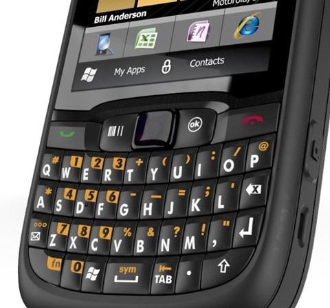 Локализация аппаратного ввода на устройствах с Windows Mobile / CE