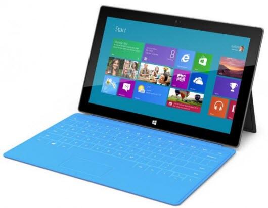 Младшая модель Microsoft Surface будет стоить 9?