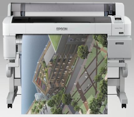 Epson анонсирует линейку четырехцветных широкоформатных принтеров