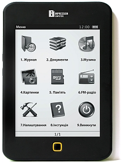 Impression ImBook 0411