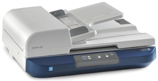 Xerox выпускает скоростной планшетный сканер DocuMate 4830 формата А3