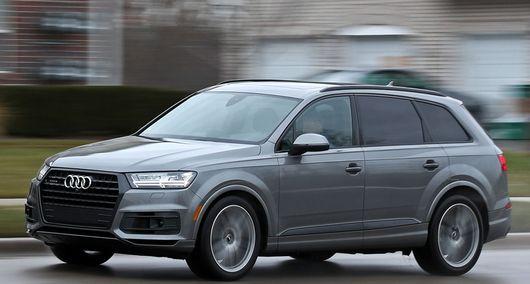 Audi и Huawei расширяют сотрудничество в области беспилотных автомобилей