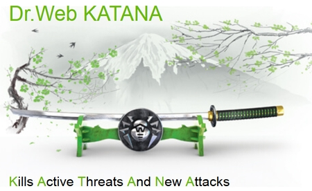 «Доктор Веб» выпустила Dr.Web Katana для защиты отнеизвестных вирусов