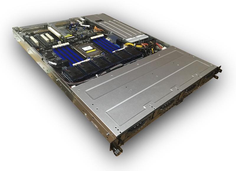 Entry выводит на рынок однопроцессорные серверы на AMD EPYC
