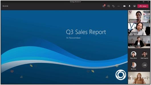 Microsoft анонсувала нові можливості платформи для співпраці Teams