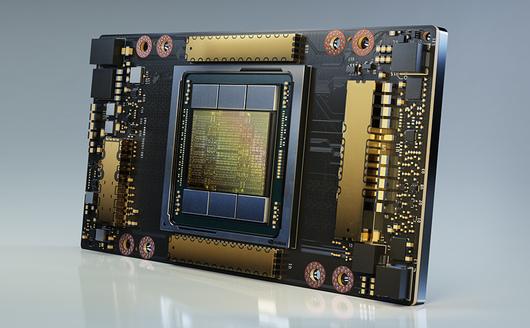 Экземпляры в облаке Oracle на базе Nvidia A100 получат поддержку кластерных сетей