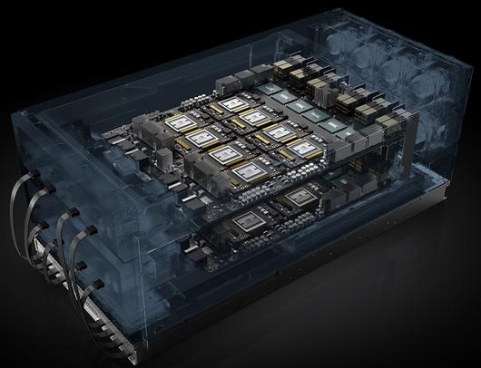 Oracle откроет доступ к платформе высокоточных вычислений NVIDIA HGX-2 в облаке