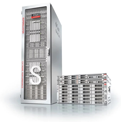 Oracle представила новые системы SPARC M8
