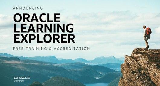 Oracle Learning Explorer дает возможность бесплатно овладеть базовыми ИТ-компетенциями