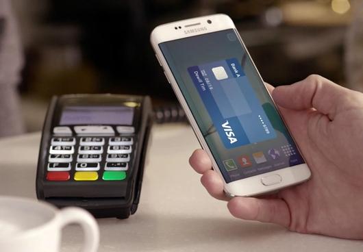 Сервис мобильных платежей Samsung Pay стартует завтра в Корее