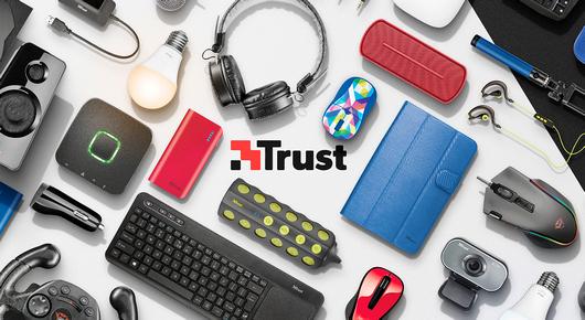 «MTI hi-tech дистрибуция» начинает поставки аксессуаров Trust