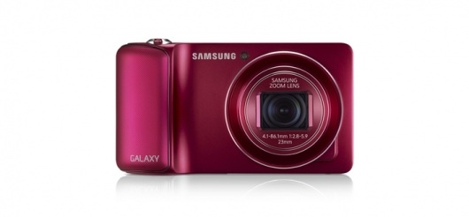 Samsung GALAXY Camera работает на ОС Android 4.1 Jelly Bean