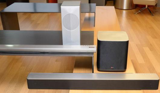 Акустическая система LG Music Flow Wi-Fi автоматически подключается к смартфону