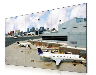 LG представляет 55-дюймовый профессиональный дисплей 55WV70