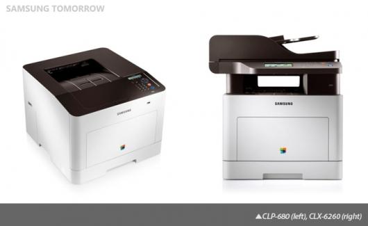 Новые принтеры Samsung печатают со скоростью 38 и 48 с./мин