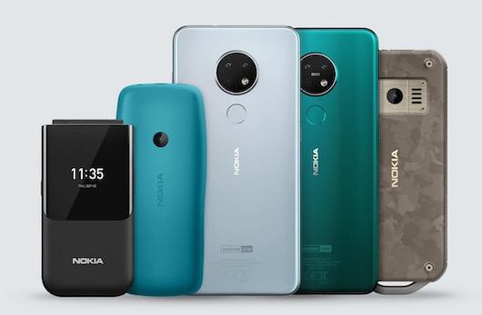 Смартфон с камерой 48 Мп и другие новинки Nokia на IFA