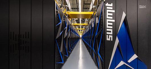 Американский суперкомпьютер вновь самый быстрый в мире