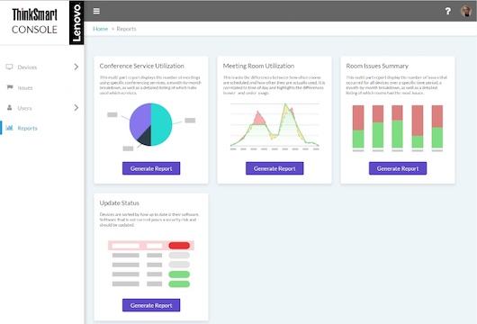 ThinkSmart Hub повысит эффективность совместной работы