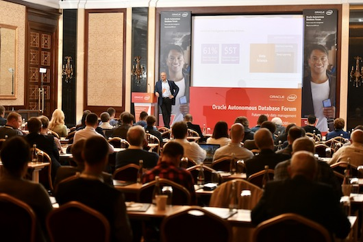 Oracle Autonomous Database Forum прошел в Киеве
