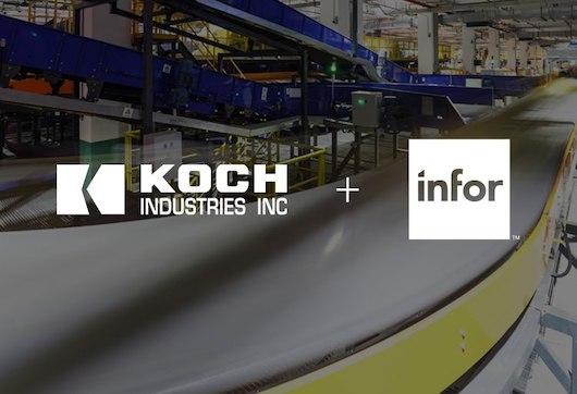 Koch Industries завершила процедуру поглощения Infor
