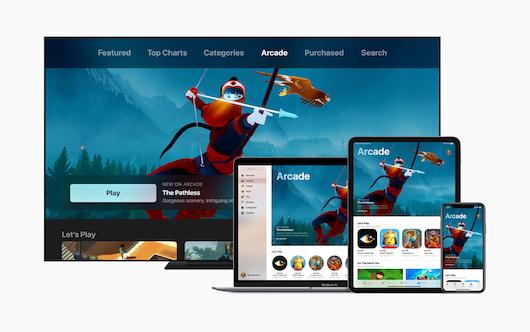 Apple представила игровой сервис по подписке, Apple News+ и Apple TV