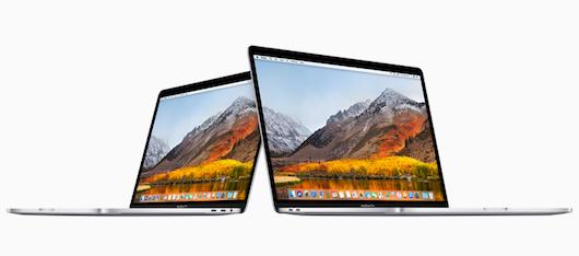Новые MacBook Pro - RAM до 32 ГБ, SSD до 4ТБ и шестиядерные чипы