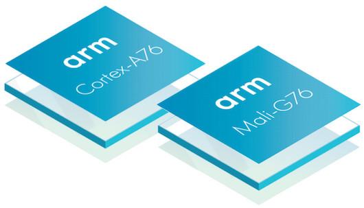 ARM аноснировала выпуск Cortex-A76