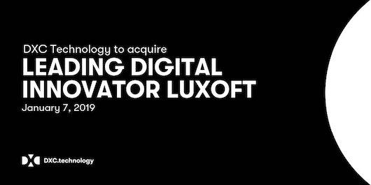 Luxoft иDXC заключили сделку— жители Америки купят российскую компанию