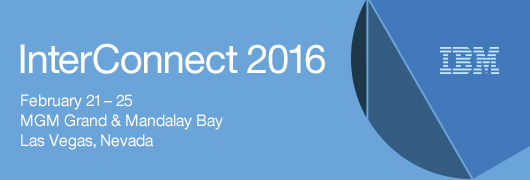 InterConnect 2016: Outthink Limits