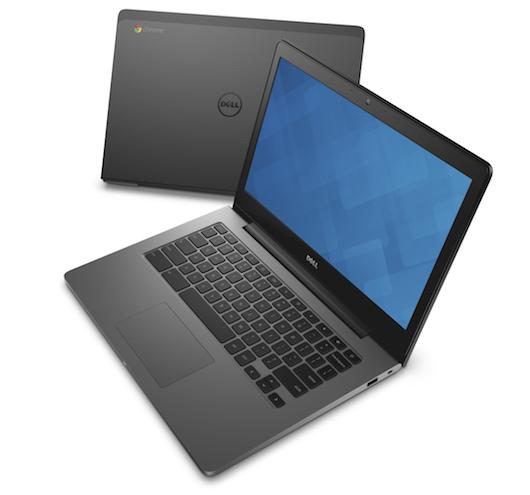 Компания Dell представила потребителям Chromebook 13