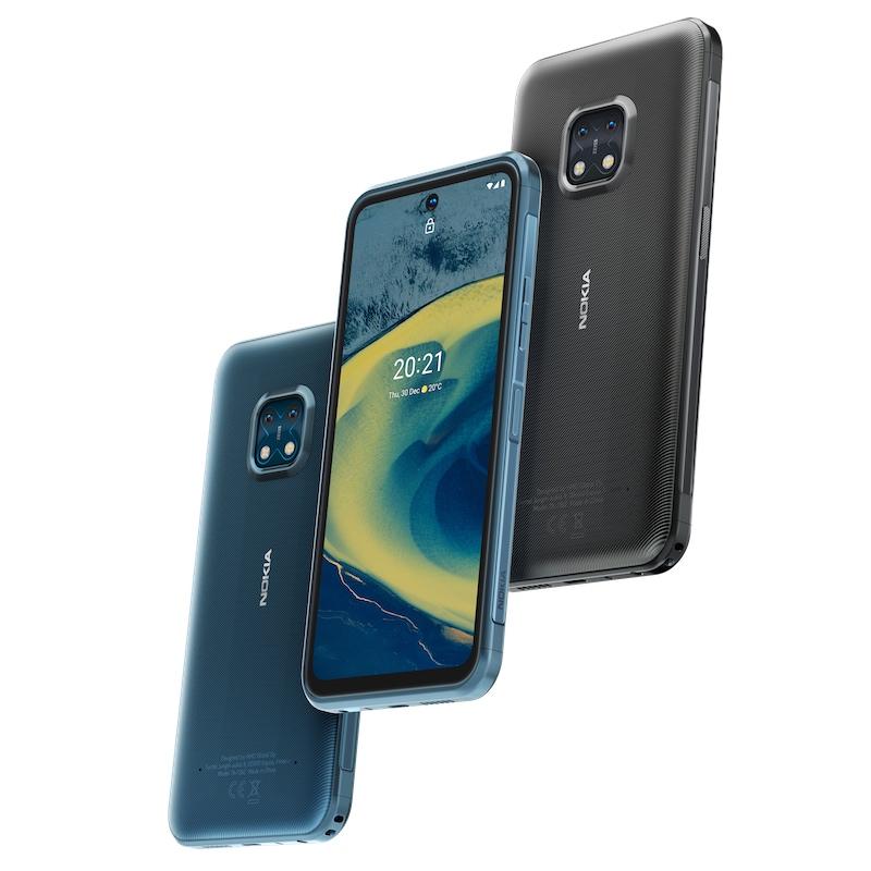 Представлен сверхпрочный смартфон Nokia XR20