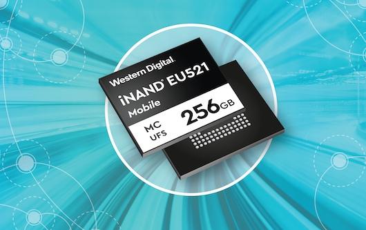 Western Digital выпустила мобильную память с WriteBooster