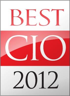 BEST CIO 2012 - открыт второй тур конкурса