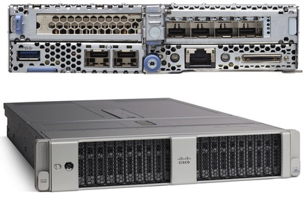 Cisco выпустила сервер на платформе AMD впервые