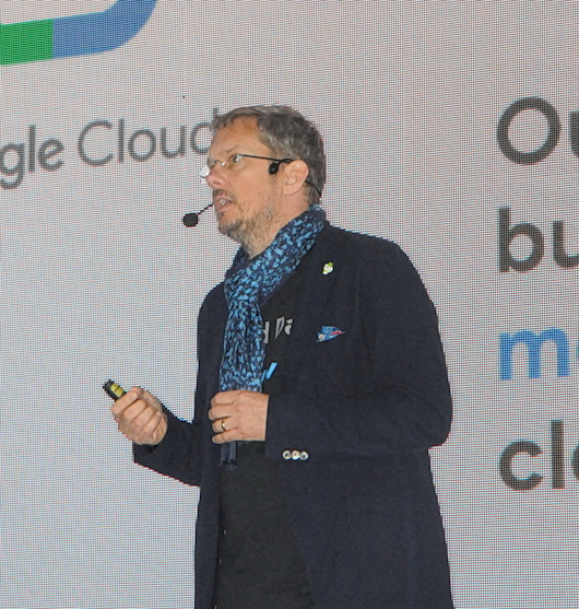 Google Cloud Day в Киеве