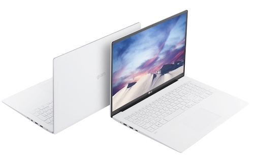 Обновленный 17-дюймовый ноутбук LG вести 1350 г.