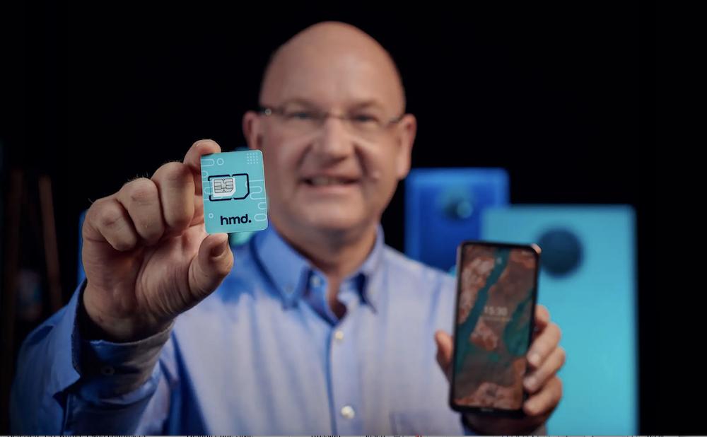Производитель смартфонов Nokia становится еще и оператором мобильной сети