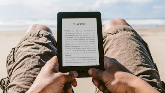 Amazon повысила разрешение экрана Kindle Paperwhite
