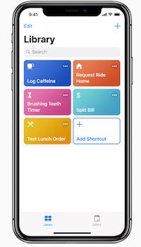 iOS 12 - новые функции и производительность на 50% выше