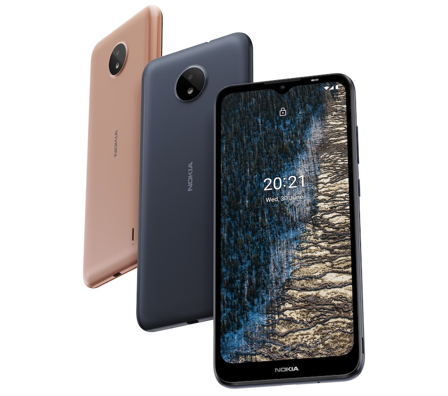 Представлены смартфоны Nokia серии X, G и C