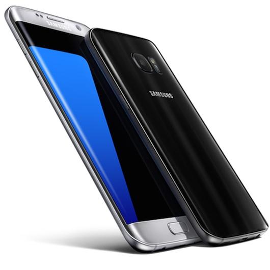 Cмартфоны Samsung Galaxy S7 edge и Galaxy S7 поступят в розницу по 23999 и 19999 грн
