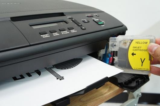 Печатные платы можно изготавливать на обычном струйном принтере.