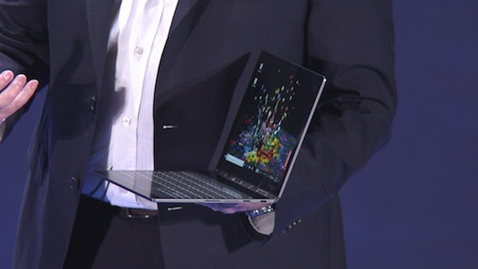 Lenovo анонсировала трансформер Yoga Book второго поколения