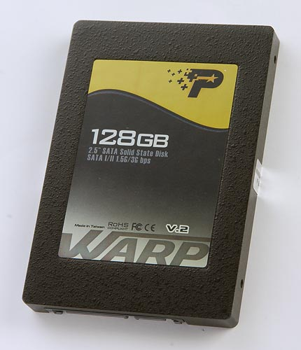 "Patriot Warp 2,5"" SATA SSD"