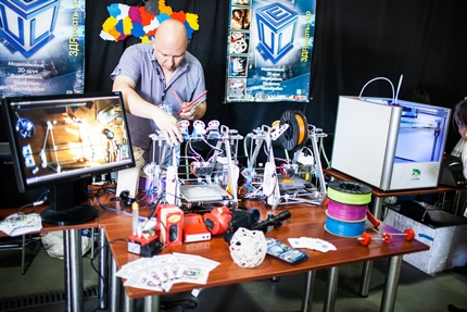 Kyiv Mini Maker Faire 2015. Первый в восточной Европе.