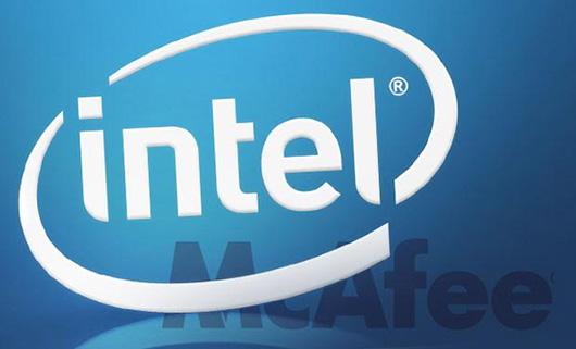 Intel продала контрольный пакет разработчика антивируса McAfee за $3,1 млрд