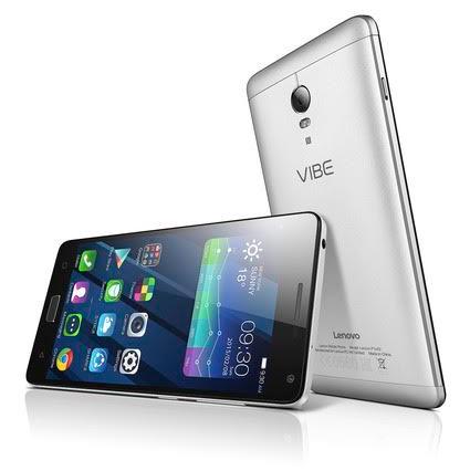 Смартфон Lenovo Vibe P1 получил аккумулятор на 5000 мАч
