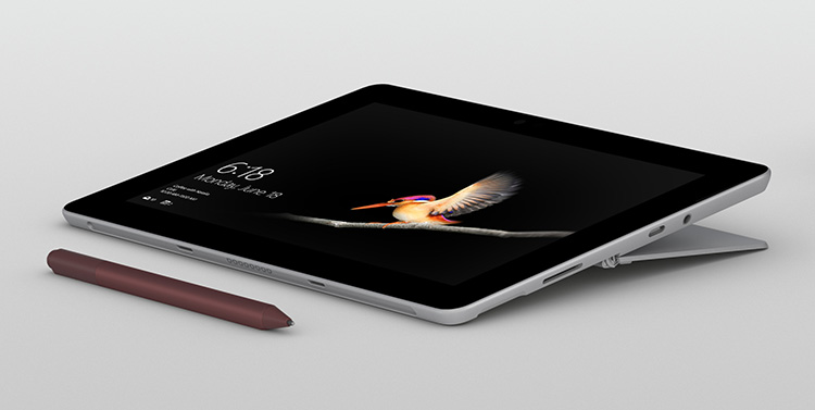 Surface Go — планшет на Windows 10 по цене от 399 долл.