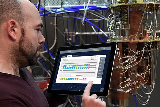 IBM строит 1-ый коммерческий квантовый компьютер, который будет доступен воблаке