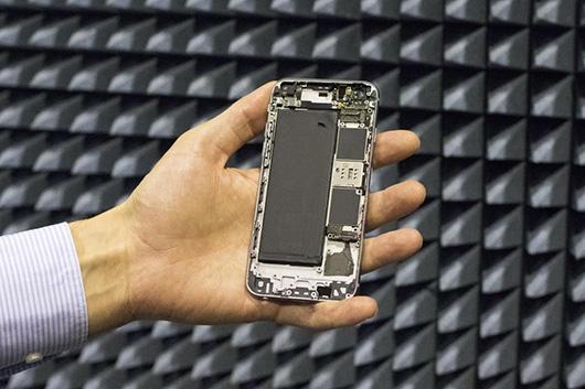 Изобретена антенна для смартфонов с цифровой настройкой частоты!